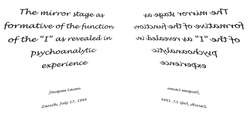 jacques lacan mirror stage pdf